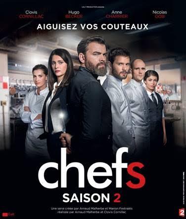 CHEFS - 2nd season